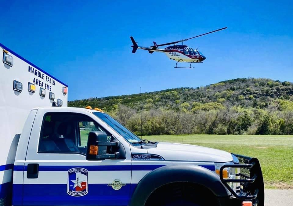 AIR EVAC LIFETEAM CELEBRATES 20 YEARS OF SERVICE TO THE TEXAS HILL COUNTRY