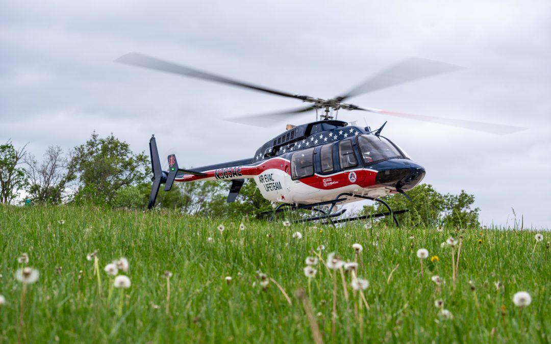 CAMTS Awards Full Accreditation to Air Evac Lifeteam