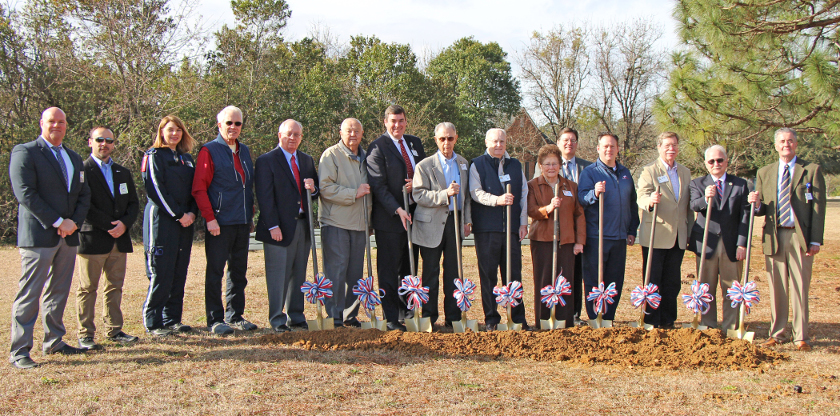 Air Evac Lifeteam Breaks Ground on Permanent Location in Perry, GA