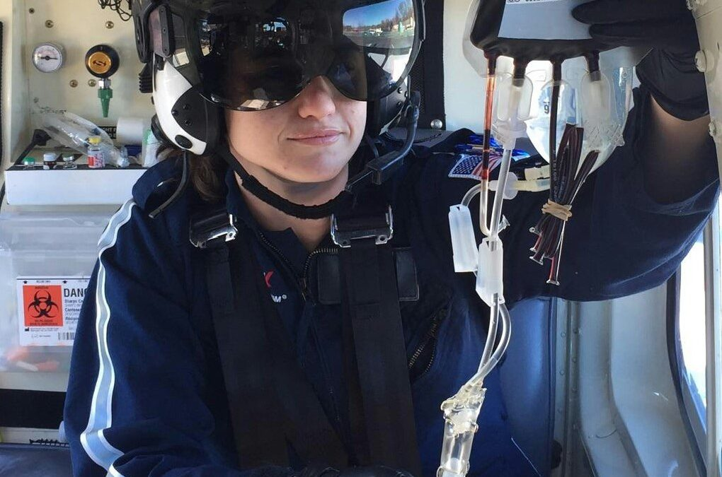 ARKANSAS AIR EVAC LIFETEAM CREWS NOW CARRY BLOOD ON EVERY FLIGHT