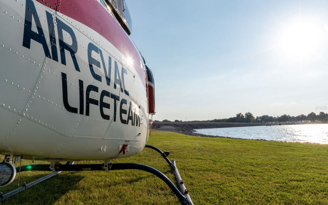 AIR EVAC LIFETEAM AND MED-TRANS CORP., ARE NOW IN NETWORK WITH BLUE CROSS BLUE SHIELD OF MISSISSIPPI