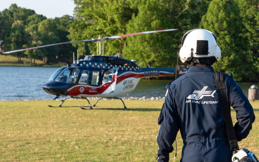 Air Evac Lifeteam's Madison Co., Illinois, Base is Ready to Serve